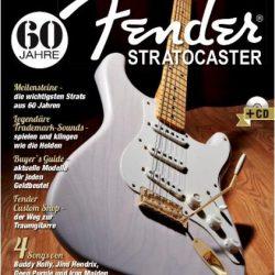 60 Jahre Fender Stratocaster guitar Special