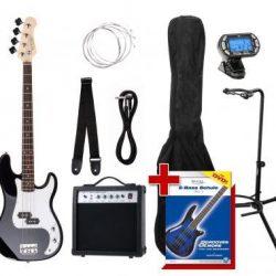 Komplettes E-Bass-Set