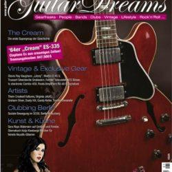 Guitar Dreams Einzelausgaben