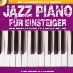 Jazz Piano für Einsteiger