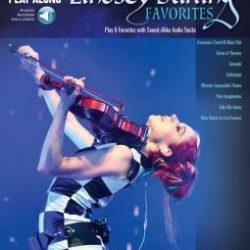 Violin Play-Along Lindsey Stirling Favorites