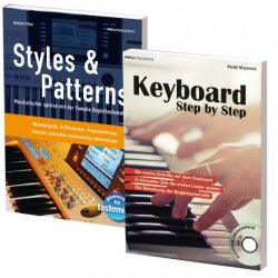 Keyboard Step by Step + Styles & Patterns