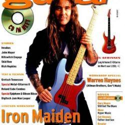 Guitar Zeitschrift Einzelhefte