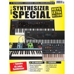 Synthesizer Special Keys Extra 2019 PDF Download