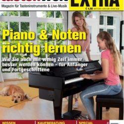 Tastenwelt Sonderheft Piano & Noten lernen